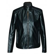 Men's leather jacket summer, model M224