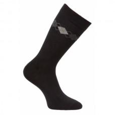 Men's socks 70% cotton all seasons, model 6127