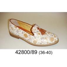 Girls' fashionable shoes, model 42800-89