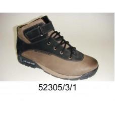 Men's desert nubuck boots, model 52305-3-1