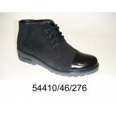 Women's black boots, model 54410-46-276
