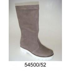 Women's desert suede high boots, model 54500-52