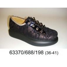 Women's platform shoes, model 63370-688-198