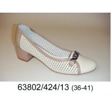 Women's desert leather classic shoes, model 63802-424-13