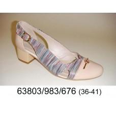 Women's classic shoes, model 63803-983-676